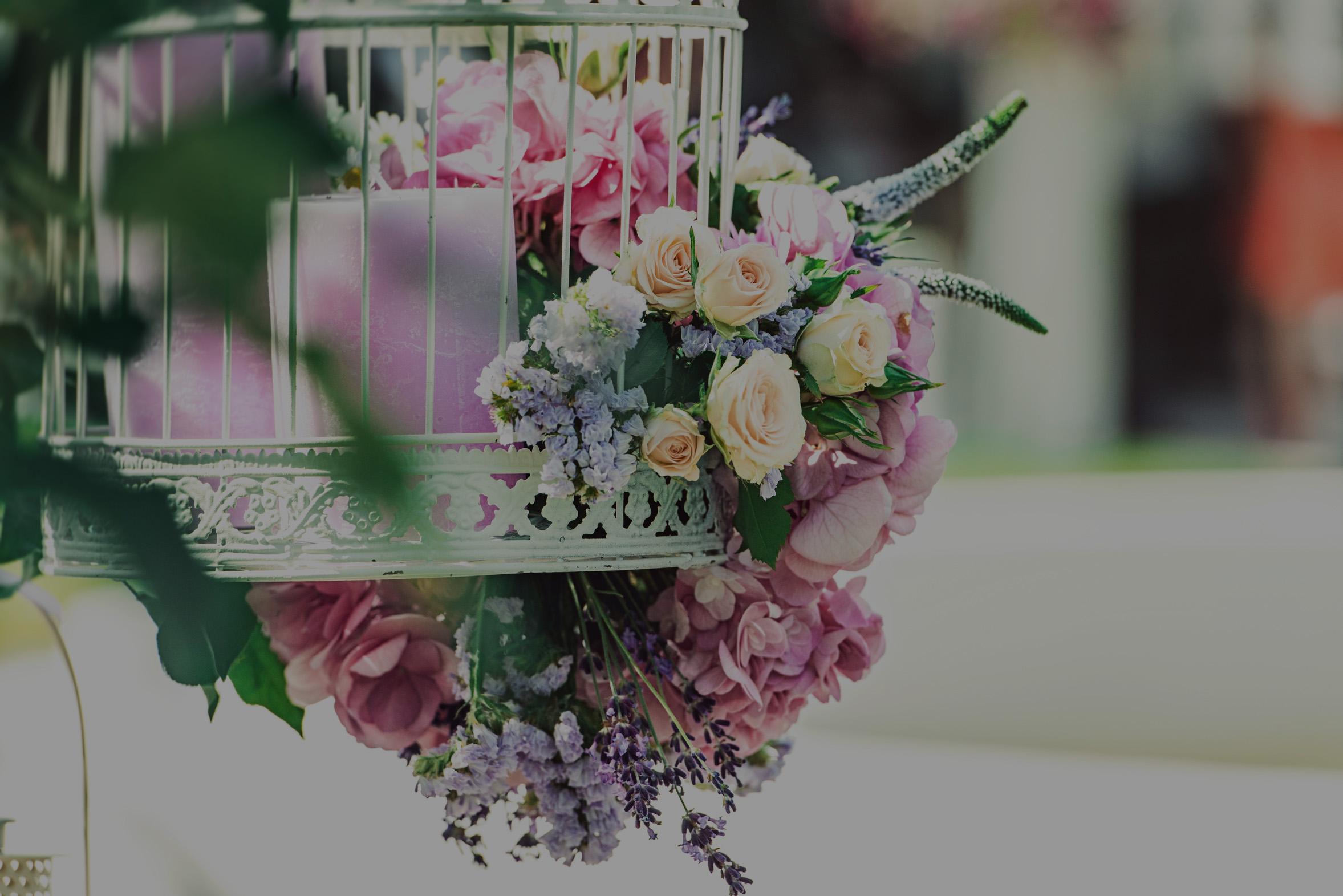 Nos plus belles compositions pour vos mariages