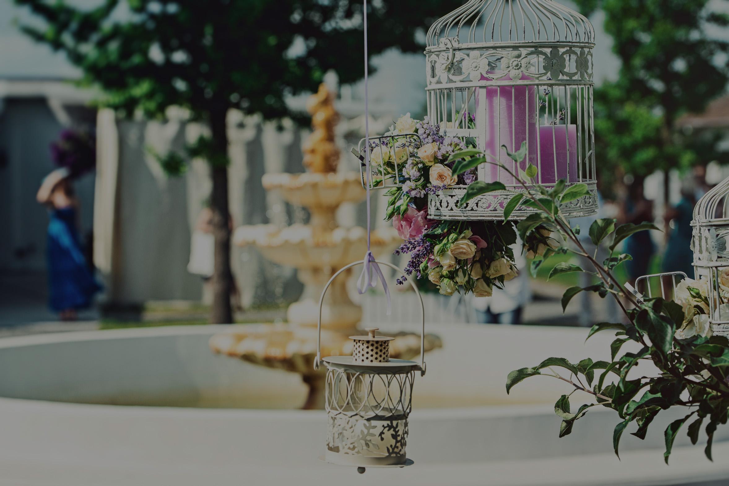 Accessoires de décoration florale