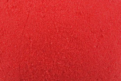Brique mousse rouge