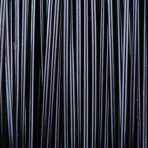fil alu 1mm noir