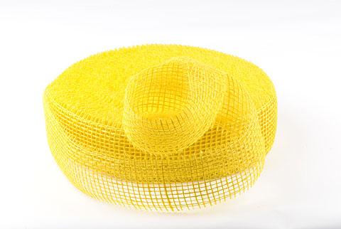 ruban de jute jaune