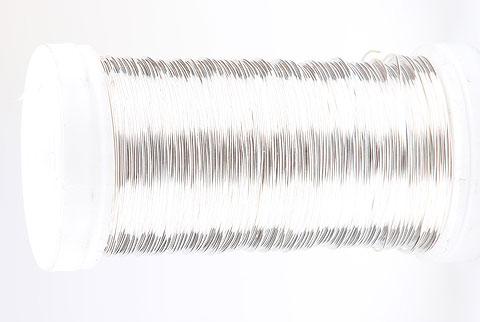fil laiton 0.3 argent