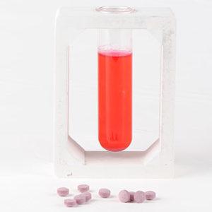 Colorant en pastille Rouge