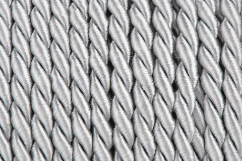 cordelette 4 mm gris