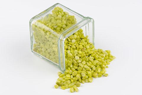 gravier 3 - 6 mm vert