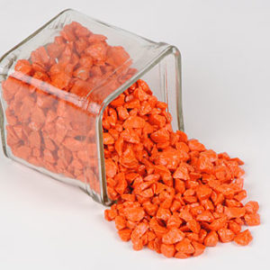 gravier 3 - 6 mm orange