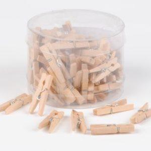 pince à linge bois