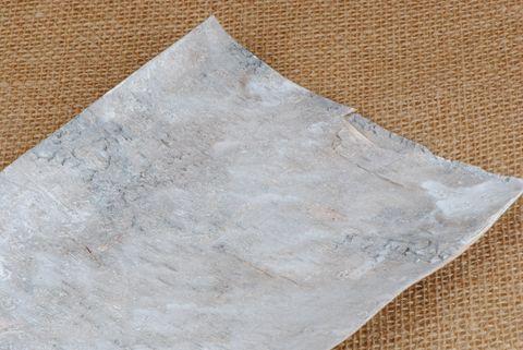 écorce grise