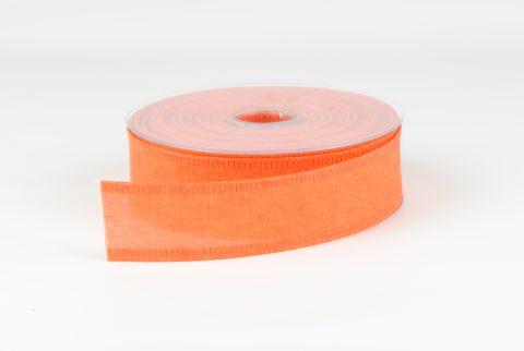 uban de toile 40 mm orange