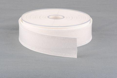 ruban de toile 40mm ivoire