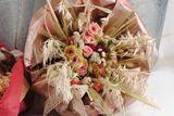 bouquet de sechet